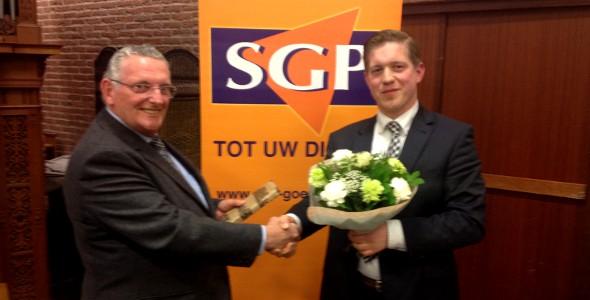 Jaarvergadering PKV SGP Goedereede