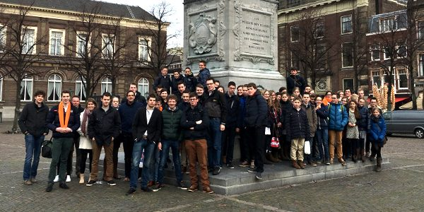 Excursie Den Haag