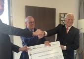 Ondertekening samenwerkingsovereenkomst Ouddorp Duin